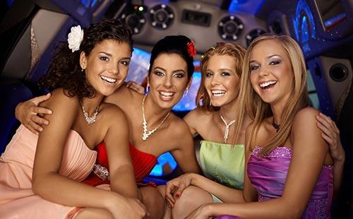 Party Limo Bus Toronto