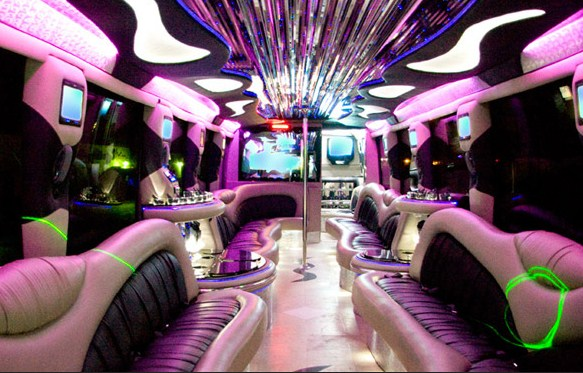 GTA Party Bus