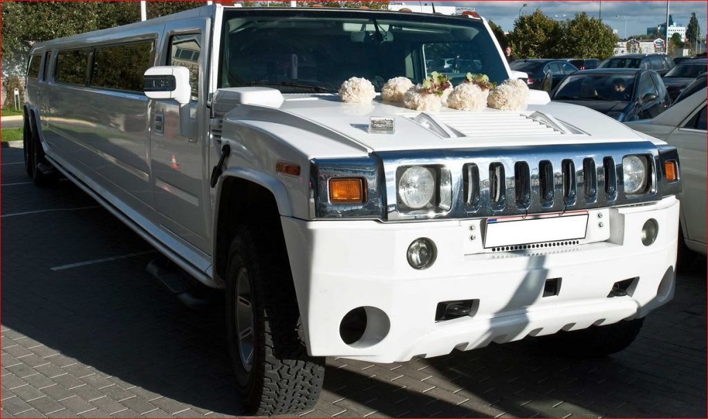 Wedding Hummer Limo