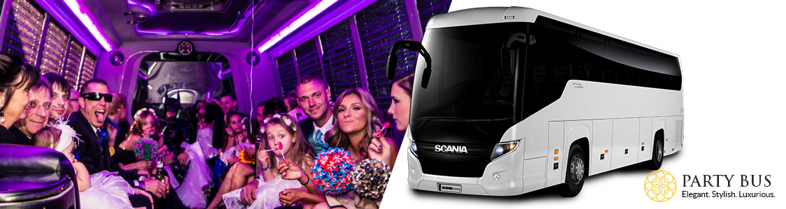 party limo bus toronto